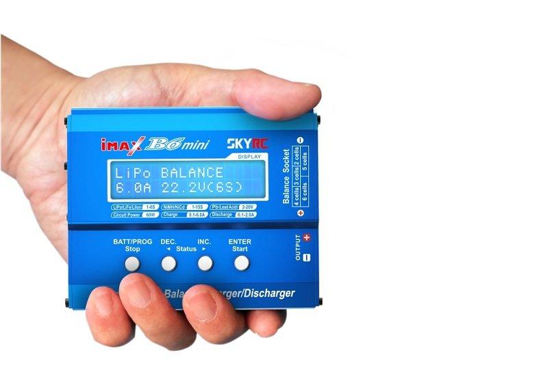 Зарядно разрядное устройство для аккумуляторов 168