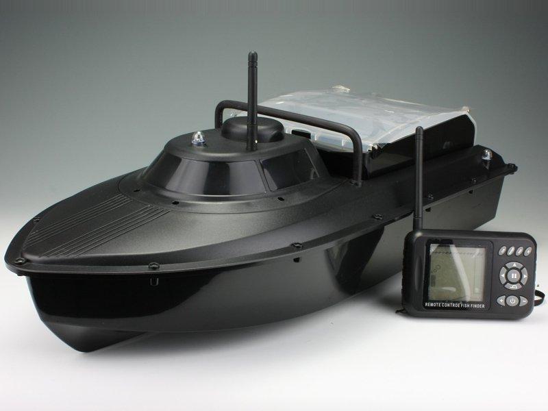 Радиоуправляемые катера для рыбалки своими руками фото