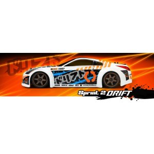 1/10 - SPRINT 2 DRIFT NISSAN 350Z (NEW)  HPI-106154