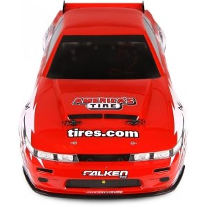 Дрифт 1/10 - E10 NISSAN S-13/DISCOUNT TIRE BODY (NEW) HPI-109291