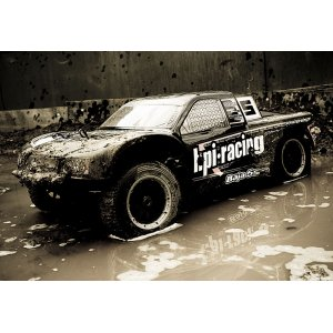 Ралликросс 1/5 - BAJA 5SC RTR (MAT BLACK) (NEW) HPI-109964