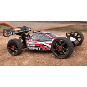 Багги 1/8 нитро - Trophy 3.5 Buggy RTR 2.4GHz-HPI-107012