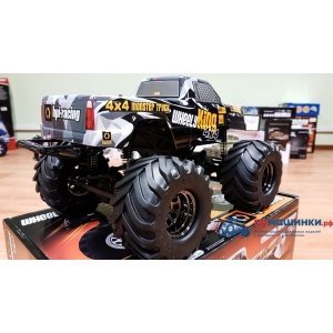 Монстр электро - RTR WHEELY KING 4X4 (NEW)-HPI-106173