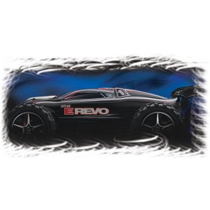 E-Revo Brushed 2.4GHz RTR w/Batt/Charger