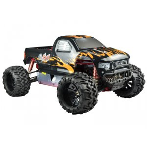 1:5 Off-road Truck Hurricane 4WD, 30CC, RTR, 2,4G
