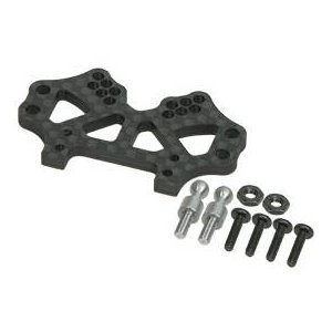 Front Graphite Shock Tower For RC18-R
