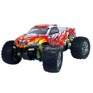 HSP 4WD Nitro Off Road Monster Truck 1:10 2.4G
