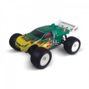 HSP BATTLE Nitro Off Road Truggy 4WD 1:8 2.4G