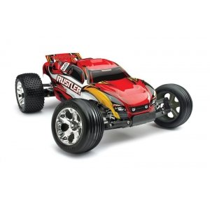 TRAXXAS RUSTLER XL-5 RTR W/2.4GHZ RADIO+New Charger