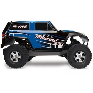 TRAXXAS    1/10 EP 4WD Telluride TQ RTR+NEW fast charger