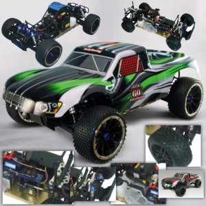 Rally Monster Gas Off Road Truck 26С 4WD 1:5 - 94053