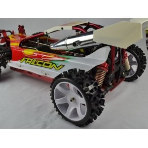 1:5 Off-road Buggy Falcon 4WD, 30CC, RTR, 2,4G - RGC-0003-01