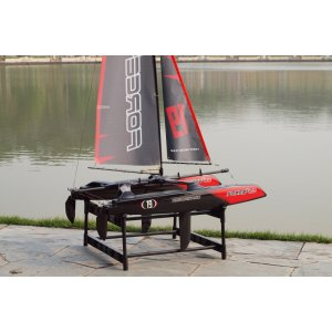 Joysway Force2 65 Twin hull 660mm sailboat 2.4GHz RTR, MODE 2