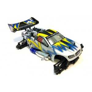 Радиоуправляемый трагги Thunder Tiger Tomahawk ST Yellow Edition 4WD RTR масштаб 1:10 2.4G - 6197-F283