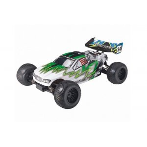 Радиоуправляемый трагги Thunder Tiger Tomahawk ST Green Edition 4WD RTR масштаб 1:10 2.4G - 6197-F284
