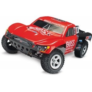 TRAXXAS Slash 2WD 1/10 RTR + NEW Fast Charger