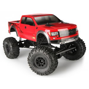 Краулер CRAWLER KING RTR WITH FORD F-150 SVT RAPTOR