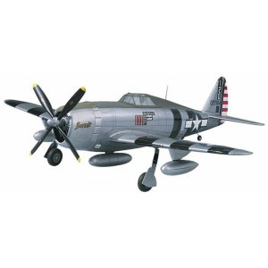 Радиоуправляемый самолет Top Flite P-47D Thunderbolt Airplane Gold Edition KIT - TOPA0135