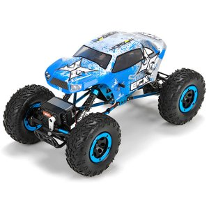Модель Temper 4wd ROCK CRAWLER