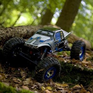 Краулер 1/10 - Night Crawler RTR: Черный  [ 1/10 Night Crawler RTR: Black ]