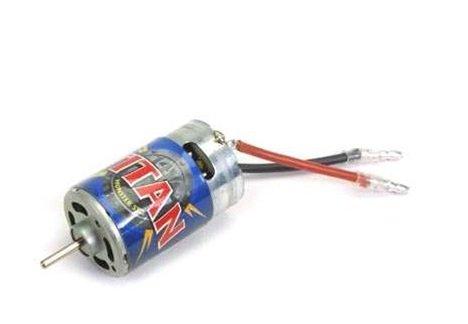 """Коллекторный электродвигатель нуждается в  """"обкатке """" как и модельные двигатели внутреннего сгорания..."""