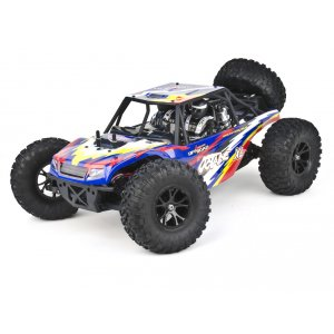 Радиоуправляемый монстр VRX Racing Off-road Electric Monster Octane XL EBD 4WD RTR масштаб 1:10 2.4G - REC-0103-01