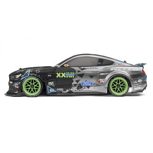 Радиоуправляемая модель HPI RS4 Sport 3 Vaughn Gittin Jr Ford Mustang with RTR SPEC 5 Tuning
