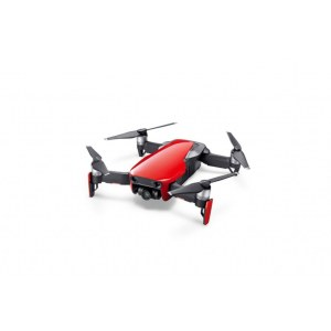 Складной квадрокоптер DJI Mavic Air Flame Red