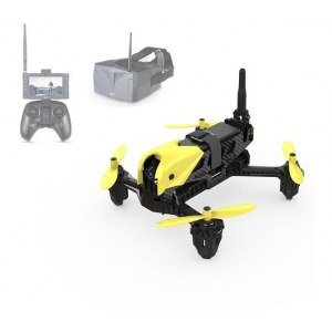 Квадрокоптер Hubsan H122D X4 STORM Advanced (Экран и шлем)