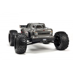 ARRMA Outcast 6S 4WD Brushless RTR (серебряный) 2019 года ARA106042T1