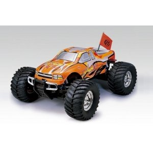 Радиоуправляемый монстр Thunder Tiger MTA-4 S28 Orange Edition 4WD RTR масштаб 1:8 2.4G - 6228-F102
